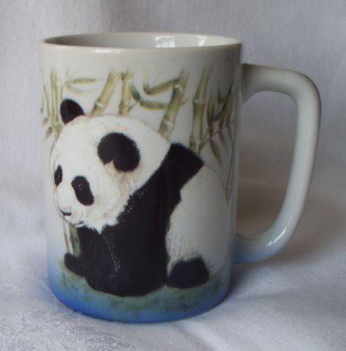 Panda Mug Ebay
