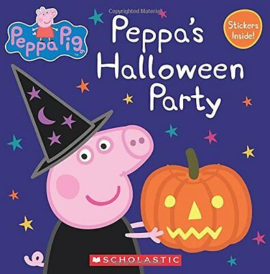 Peppa's Halloween (Peppa Pig : Peppa's Halloween Party (Paperback) FREE Shipping)