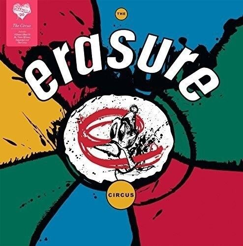 ERASURE - THE CIRCUS (180G)  VINYL LP NEU