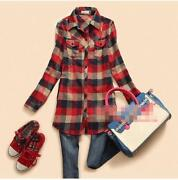New Women's Flannel Shirts