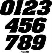 ATV Number Plate