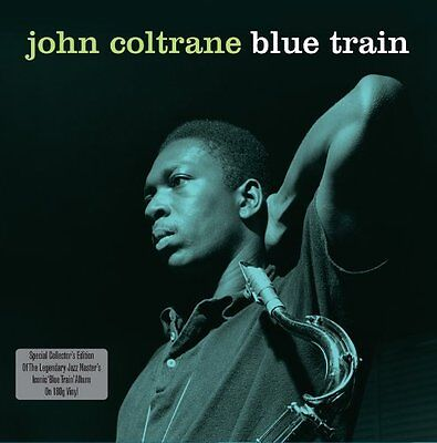John Coltrane - Blue Train (Special Collector's Edition180g Vinyl LP) NEW/SEALED