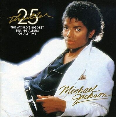 Michael Jackson - Thriller 25th Anniversary [New CD]
