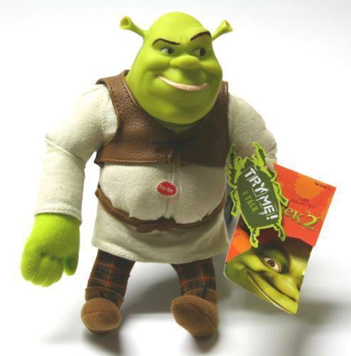 Shrek Stuffed Toys 54