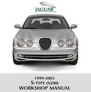 Jaguar s Type Repair Manual