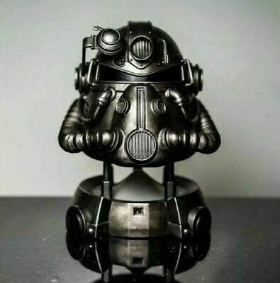 Fallout Power Helmet (NEW Fallout 76 T-51 Power Armor Helmet Gesture Control Wireless Speaker)
