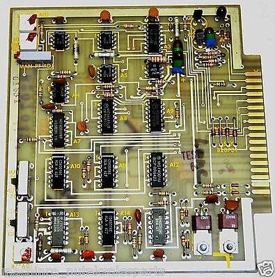 Technitron Shift Current Control Circuit Board 625704c820704d6257o4c82o7o4d