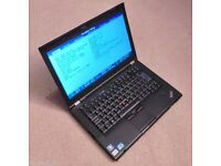 Lenovo IBM Thinkpad T420i t420 laptop 320gb hard drive 8gb ram