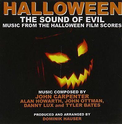 HALLOWEEN: THE SOUND OF EVIL - Music from the HALLOWEEN movies (Newly Recorded) - The Halloween Movie Music