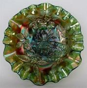 Millersburg Carnival Glass