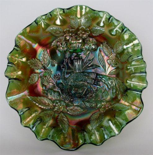Millersburg Carnival Glass Ebay