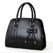 Black Bow Purse