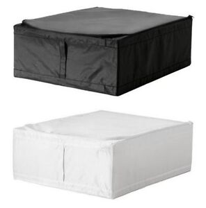 Ikea skubb bo te rangement boite sous lit garde robe v tements organisateur - Ikea rangement sous lit ...
