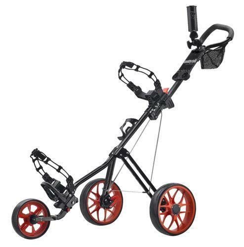 Caddytek Golf Push Cart Ebay