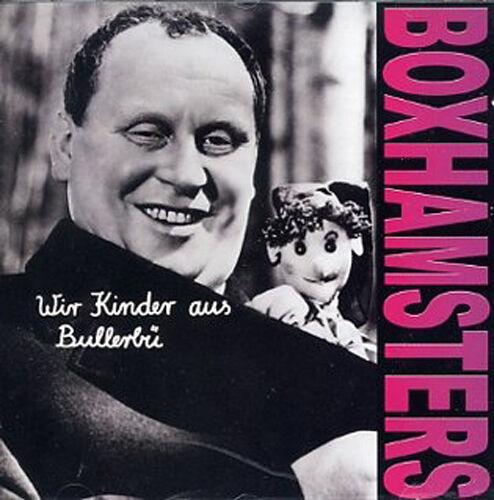 BOXHAMSTERS Wir Kinder aus Bullerbü CD (2012 Unter Schafen)