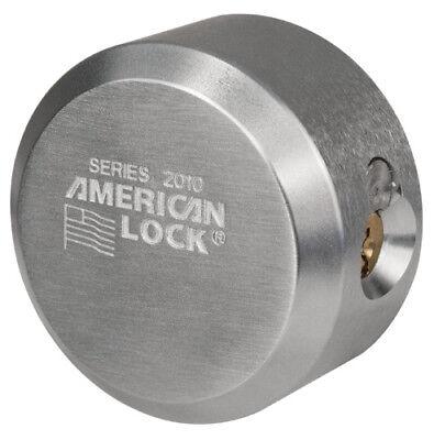 Max American Lock A2010nka Keyed Alike Bump Stop Solid Steel Hidden Shackle