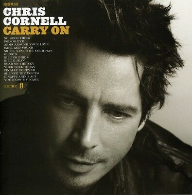 Chris Cornell   Carry On  New Cd