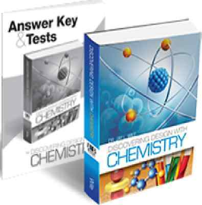 Dr. Jay L. Wile Discovering Design With Chemistry SET