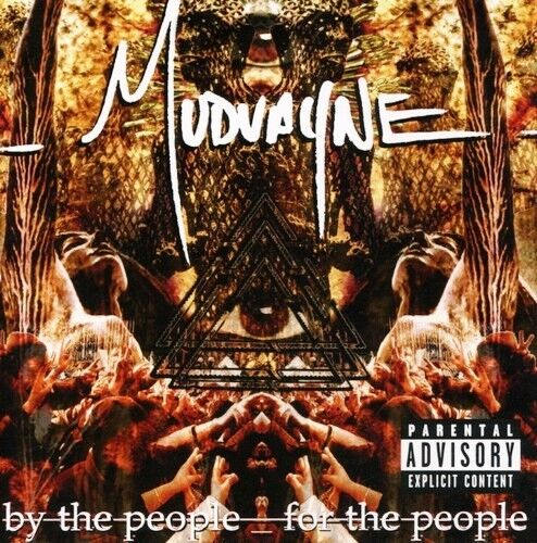 MUDVAYNE By the People, For the People [PA] (CD, 2007, Epic) SEALED