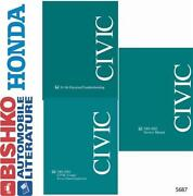 2001 Honda Civic Service Manual