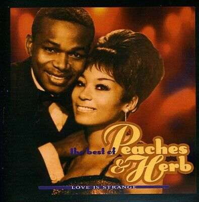 Peaches and Herb - Love is Strange: The Best of Peaches and Herb CD