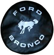 Bronco Tire Cover