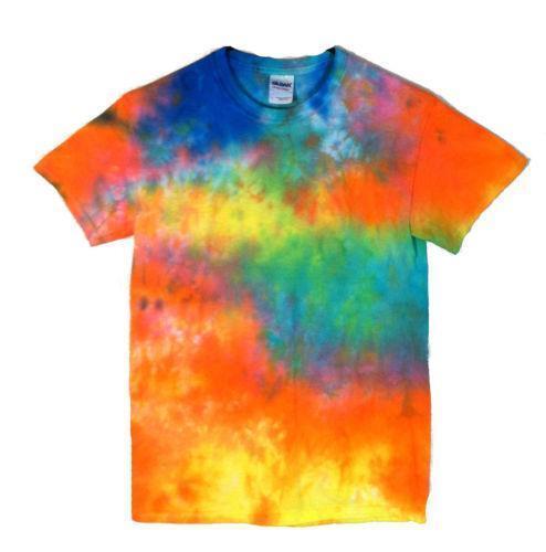 hippie tie dye shirt ebay