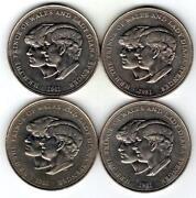 1981 Royal Wedding Coin