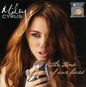 Miley Cyrus - Time of Our Lives [New CD]