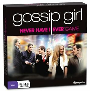 "Gossip Girl - ""Never Have I Ever Game"""
