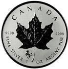 Silver Maple Leaf Privy