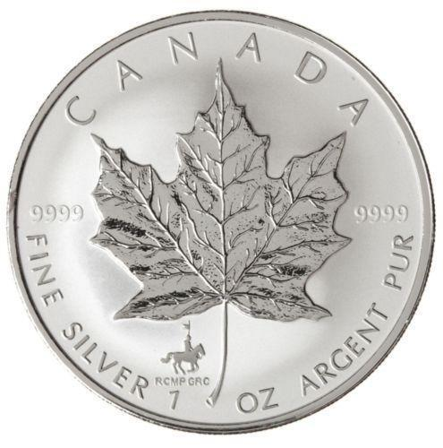1998 Silver Maple Leaf Ebay