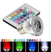 Color LED Light Bulb