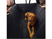 Thick, Deluxe, Quilted Dog Car Seat Cover ALLSIDE