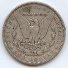 Morgan Dollar Silver 1890 Year US Coin Errors
