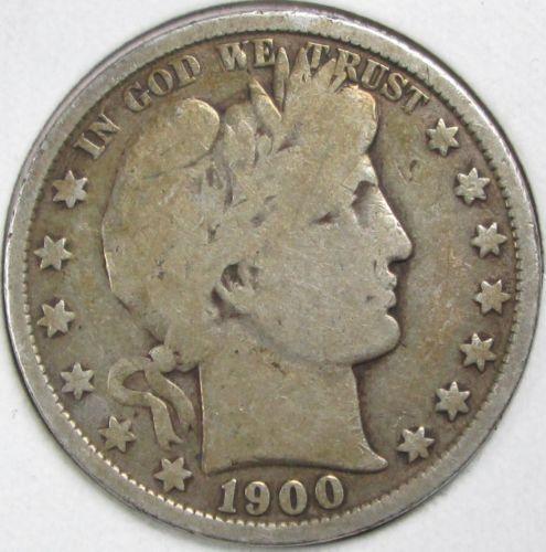 1900 Liberty Silver Dollar Ebay