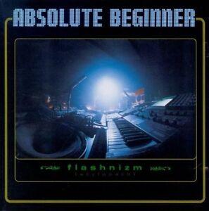 ABSOLUTE BEGINNER - FLASHNIZM (STYLOPATH)  CD NEU