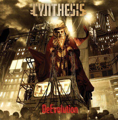 Cynthesis - Deevolution NEW CD