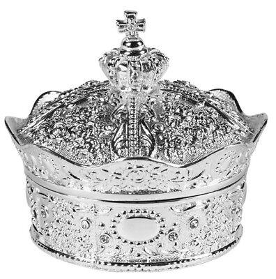 Разное Silver Crown Box with Arras