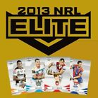 Original Autographed 2013 Season NRL & Rugby League Trading Cards