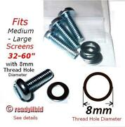TV Mounting Screws
