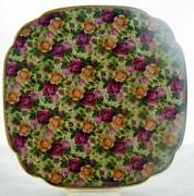 Royal Albert Old Country Roses Salad Plates