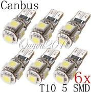 Car LED Lights T10