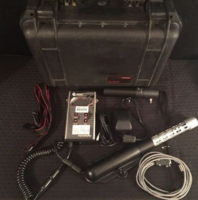 Quest Technologies Aq5000 Pro Test Meter Air Quality Monitor Wprobe In Case