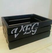 Wooden VEG Box