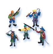 Pirate Figurines