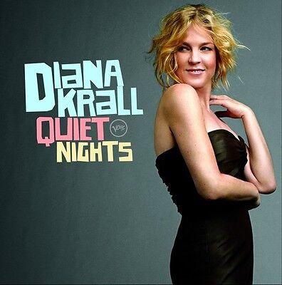 Diana Krall   Quiet Nights  New Vinyl  180 Gram