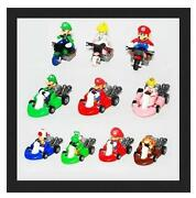 Mario Kart Figures