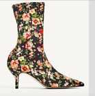 Zara Floral Heels for Women