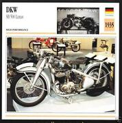 DKW Motorcycle